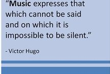 Musical Passion / Music, piano, oboe, harmonica, violin, sing / by Julie Engel