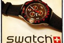 Swatch Fanatic / best watch in the universe / by Juan Carlos Rojas