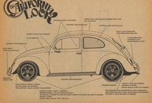 Volkswagen / All things VW / by Douglas Jonas