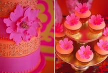 Dessert Table / My Selection of my favourite event and party dessert tables, sweets & treats / by Bernie Loggerenberg