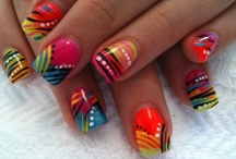 Funky Nails / by Can I Create Polish
