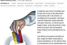POLITICA VENEZOLANA RECIENTE... / Sin comentarios / by José Abreu