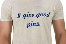 033.1 DIY T-Shirt Ideas  / DIY T-shirt ideas / by Nancy King-Badran