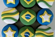 Coupe du monde : Brésil / by 750 Grammes