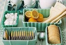Mise en place! / Kitchen prep, home prep, life prep / by Louisa Bruce