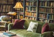 Bibliophilia / books  / by Literary Mom