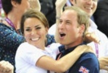 HRH Duke and Duchess of Cambridge aka Will and Kate / The life, love and family of the Duke and Duchess of Cambridge, England's future king and queen. / by Jackie Penick