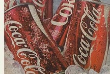 bubbles of happiness- COCA COLA / by Diana Corkrum