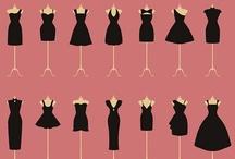 Petite robe noir / by Emanuela Nieddu