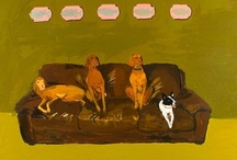 """Art the Dog / <meta name=""""pinterest"""" content=""""nopin"""" /> / by Beths97202"""