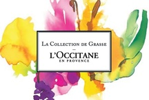 La Collection de Grasse / by L'OCCITANE