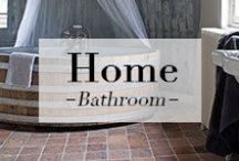 //Home// Bathroom / by Esther