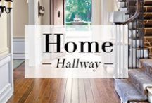 //Home// Hallway / by Esther