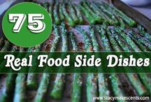 Side Dishes / by Jenn Crowell