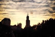 sweet home chicago / by Caroline Jensen