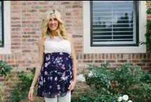 Fresh Florals / by PinkBlush Maternity