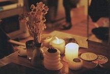 won't you join me for dinner? / by Caroline Jensen