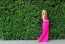 Pretty in Pink / by PinkBlush Maternity
