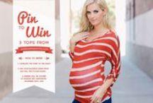 Fall Pin-To-Win / by PinkBlush Maternity