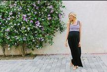 Stunning Striped Styles / by PinkBlush Maternity