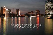 Holy Toledo / Toledo Ohio / by Sherranlynn Nichols