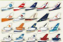 Airlines /  Vintage airline posters, ads and all things related to airlines past and present. / by Paul Kimo McGregor