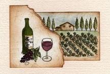 Tuscany Cards / by Hobby Art