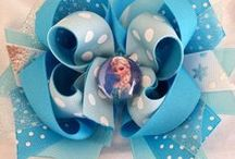 DIY Bows, Barrettes and Combs / by Krystie Martin