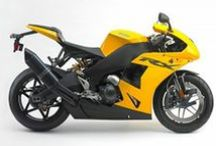 Erik Buell Racing/Buell Motorcycles / by Rider magazine