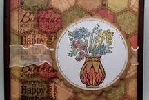 Sharon's Birthday Vase / by Hobby Art