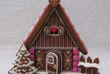 Gingerbread houses / by Irene Rojas