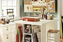 Craft rooms / by Irene Rojas