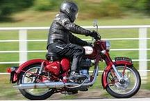 Royal Enfield Motorcycles / by Rider magazine