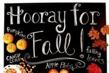 """Fall"" in love / I love everything about fall. / by stephanie"