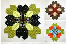 Quilts Lucy Boston (Quilt of the Crosses) / by Aniva Rose