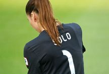 Hope Solo⚽⚽⚽ / by Lilah Barnes