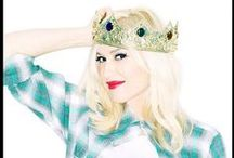 Gwen Stefani / One of musics most fashionable ladies / by Nikki North