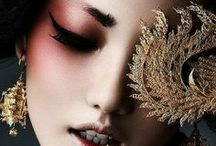 Makeup -Dramatic/Costume / by Von S