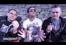 Band Interviews / by Fat Wreck Chords