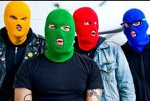 Masked Intruder / by Fat Wreck Chords