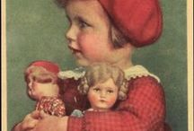 Dolls / by Dorothy McKillop