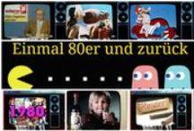 Einmal 80er und zurück !  ☆ / http://einmal80erundzurueck.blogspot.com/  / by Oliver Sturm