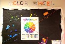 Classroom Ideas / by Ginger McFadden