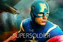 Super Heroes & Villains... / by Brenda Jure-Oliver