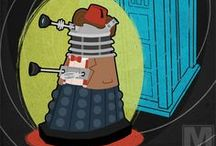 Doctor Who / All things Who and Doctor. / by Jackie Johnson