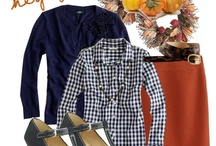 Fall  and Winter Styles / by Tina Dodrill