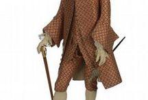 1760-1769 men's fashion / by Jaana Seppälä