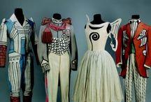 Vestuarios, máscaras y disfraces / by claudine canard