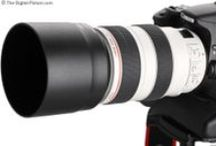 Canon Zoom Lenses / Pictures of Canon Zoom Lenses / by The-Digital-Picture.com