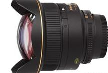 Nikon Lenses / Pictures of Nikon Lenses / by The-Digital-Picture.com